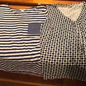 2piece bundle both XL shirt and tank